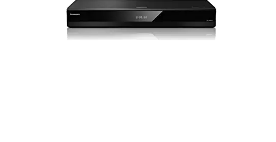 Panasonic Streaming 4K Blu Ray Player with Dolby Vision and HDR10+ Ultra HD Premium Video Playback