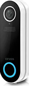 Video Doorbell Camera, Security Camera Doorbell with HD 1080P, Wide Angle View, Waterproof Night Vision, Motion Detection