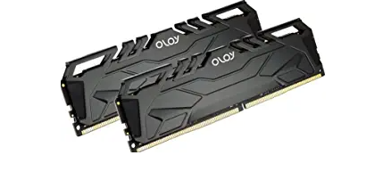 OLOy DDR4 RAM 16GB (2x8GB) 3000 MHz CL16 1.35V 288-Pin Desktop Gaming UDIMM