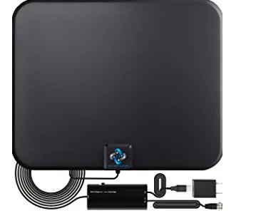 U MUST HAVE Amplified HD Digital TV Antenna Long 250+ Miles Range