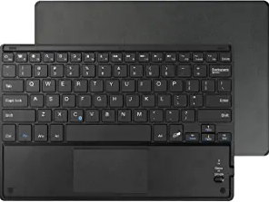 Fintie Ultrathin 4mm Wireless Bluetooth Keyboard with Built-in Multi-Touch Touchpad