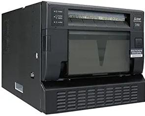 Mitsubishi CP-D90DW Hi-Tech Dye-Sub Photo Printer