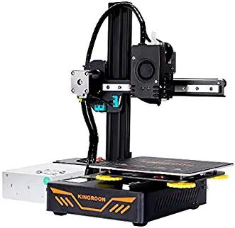 Kroon 3D Printer, Premium Titan Extruder Aluminum Double Linear Guide Rails
