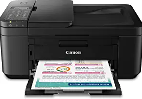 Canon PIXMA TR4720 All-in-One Wireless Printer for Home use