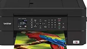 Brother MFC-J497DW Inkjet Multifunction Printer