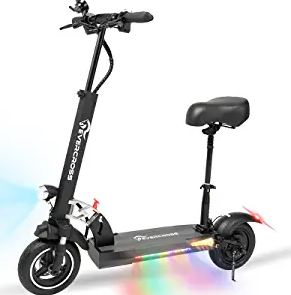 EVERCROSS Electric Scooter, Electric Scooter for Adults with 800W Motor
