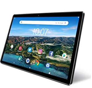 Android Tablet 10 inch, PRITOM M10, 2 GB RAM, 32 GB Android 9.0 Tablet, 10.1 inch IPS HD Display,