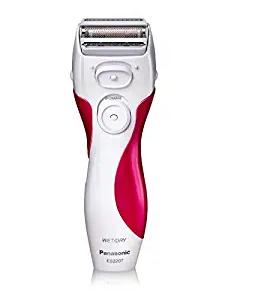 Panasonic Electric Shaver for Women, Cordless 3 Blade Razor
