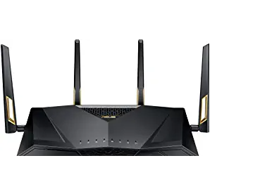 ASUS AX6000 WiFi 6 Gaming Router (RT-AX88U) - Dual Band Gigabit Wireless Router