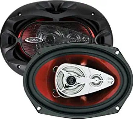 BOSS Audio Systems CH6940 Car Speakers - 500 Watts