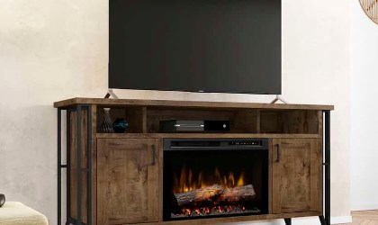 10 Best Electric Fireplace TV Stands in 2021