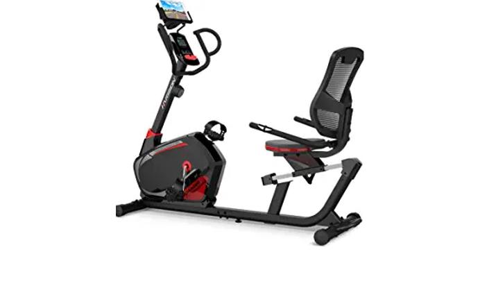 HARISON Magnetic Recumbent Exercise bike for Seniors