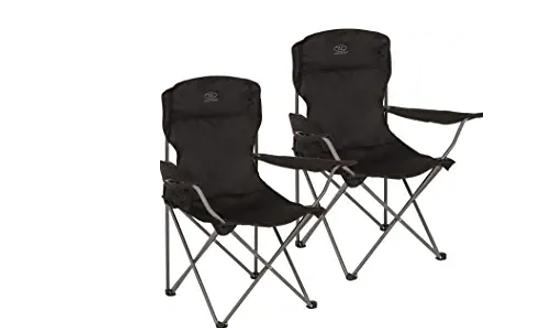 Highlander Outdoor Traquair Folding Camp Chair