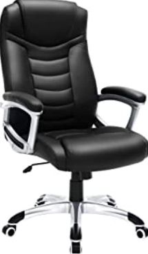 SONGMICS Thick Executive Office Chair