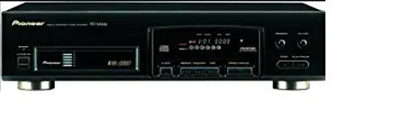 Pioneer PD-M426 6-Disc Magazine CD Player