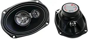 CERWIN VEGA XED693 6 x 9 Inches 350 Watts Max 3-Way Coaxial Speaker