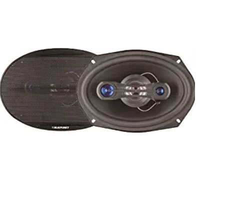 "Blaupunkt GTX691 Car Speaker 6"" x 9"" 4-Way Coaxial Speaker"
